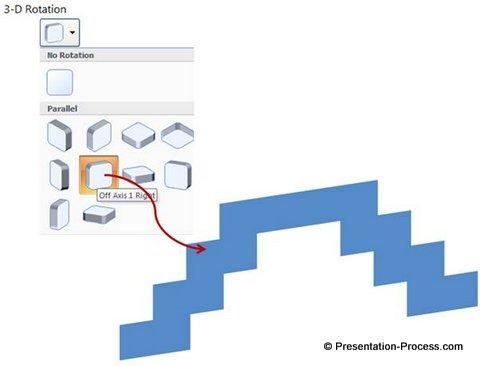 Create 3d bridge in powerpoint 3d perspective to bridge ccuart Gallery