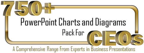 powerpoint charts and diagrams ceo pack