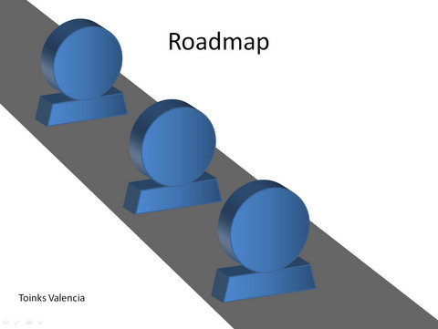 Roadmap and Slide Design Tutorial