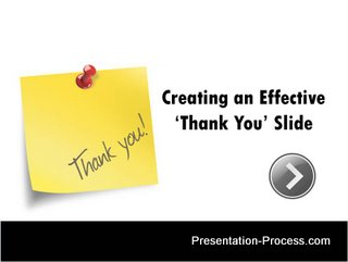 Thank You Slides Image