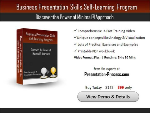 Business Presentation Skills Self-Learning Video
