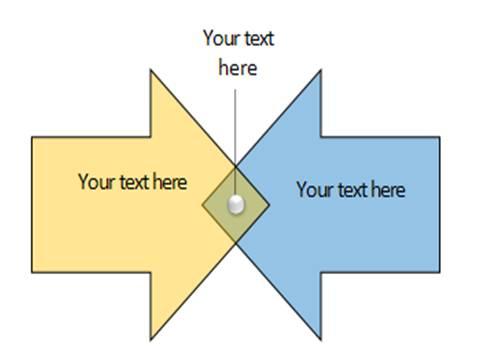 5 Variations Of Venn Diagram In Powerpoint
