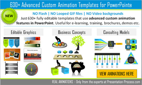 Custom Animations Pack