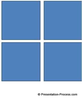 how to create square matrix in php