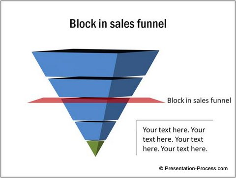 Inverted Pyramid from PowerPoint CEO Pack 2