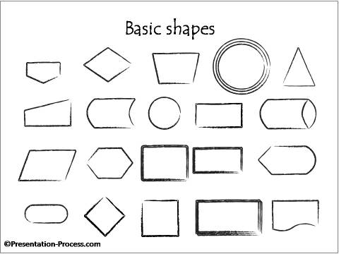 bonus  powerpoint hand drawn design elements