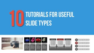 Useful Slide Types