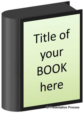 how to make a powerpoint look like a book