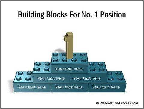 create 3d lego blocks in powerpoint. Black Bedroom Furniture Sets. Home Design Ideas
