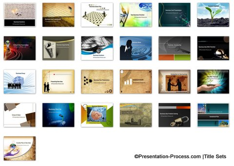 power point templates sets, Modern powerpoint