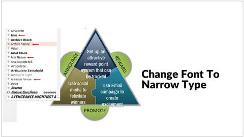 change-font-style-fit-text-into-powerpoint-template