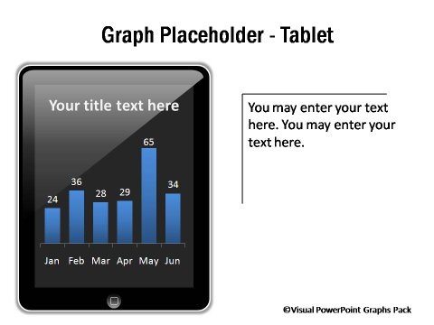 Chart Placeholder - Tablet