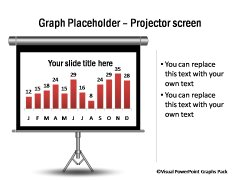 Projector Screen Chart Placeholder