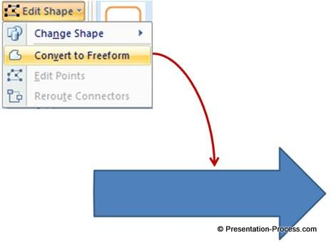 create beautiful diverging 3d arrows in powerpoint, Powerpoint templates
