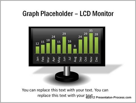 Monitor Chart Placeholder
