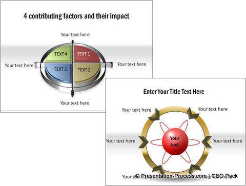 awesome powerpoint wheel diagram in  secondscreative wheel diagrams from ceo pack