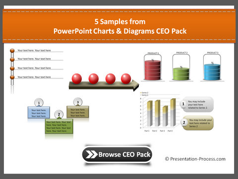 download sample from powerpoint charts diagrams ceo pack