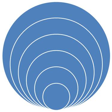 1 simple trick to create concentric circles super fast in powerpoint venn diagram ccuart Gallery