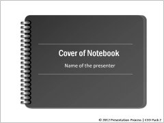 Notebook ppt template notebook paper background 6855 powerpoint elearning templates from ceo pack 2 toneelgroepblik Choice Image