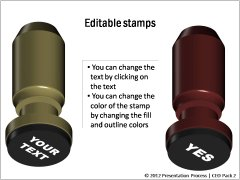 Rubber Stamp Options 2
