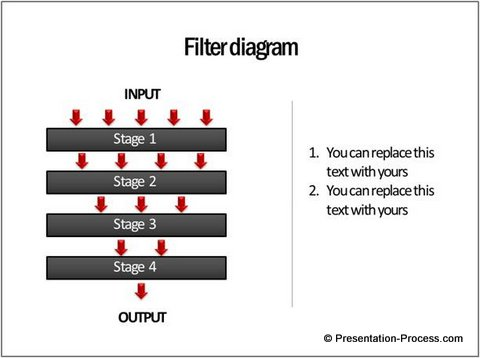 Filter Diagram Template