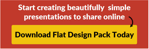 Download Flat Design Pack today