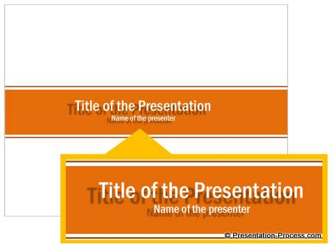 Text Effect in PowerPoint