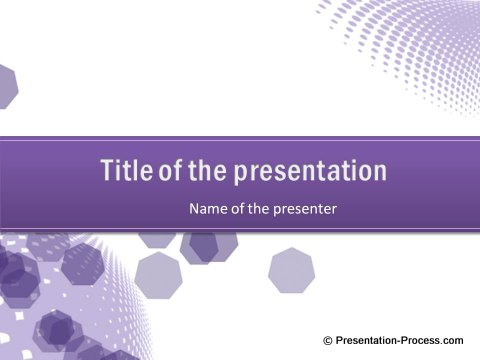 Using the right colors in powerpoint presentations free powerpoint title set purple toneelgroepblik Images