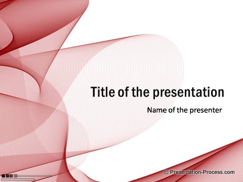 free-red-powerpoint-title-template-set2