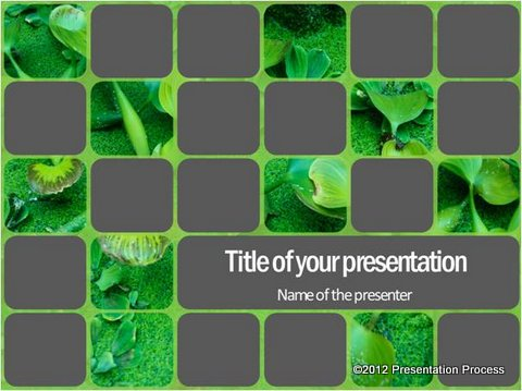 powerpoint cover pages