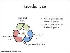 Recycled Ideas