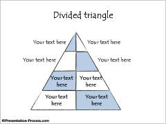 Divided Triangle