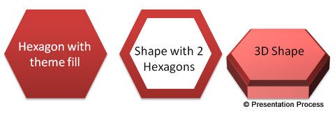 Hexagon in PowerPoint