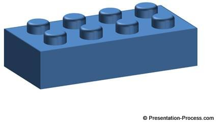 lego brick side view clipart - photo #44