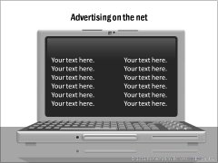 Advertising on Net