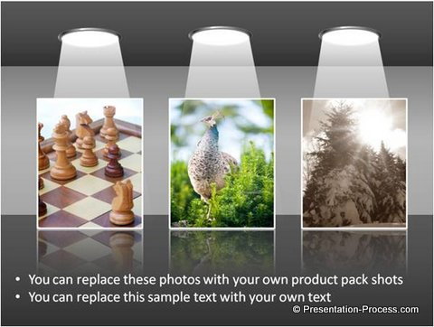Product Pack Shot Marketing Template
