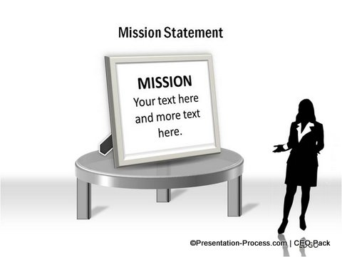 Mission Statement from CEO Pack