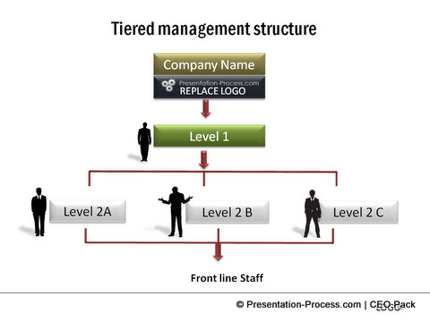 Tiered Management Structure