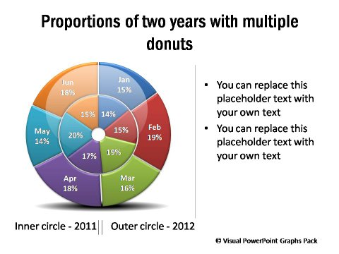 Creative doughnut chart info graphics pie and doughnut char ccuart Gallery