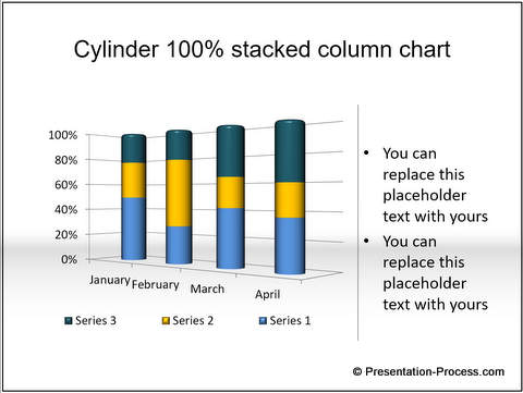 750 powerpoint charts and diagrams templates for ceos column charts ccuart Images
