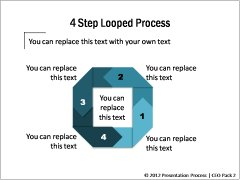 4 Step Looped Process