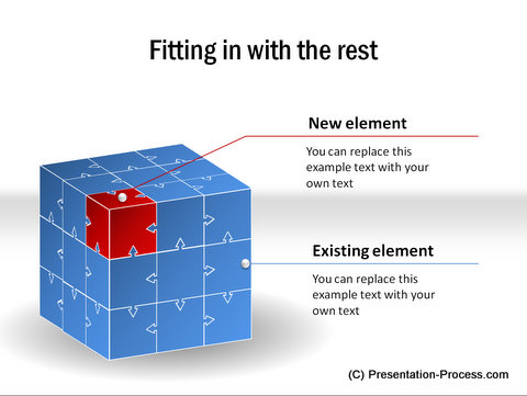 PowerPoint Cubes from CEO Pack