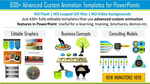 PowerPoint Animations Pack