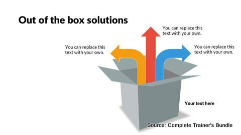 PowerPoint Outflow Box