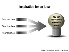 Inspiration for an Idea