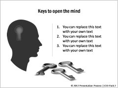 Key to Open Mind