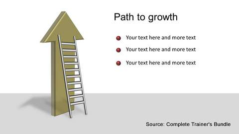 PowerPoint Levels Ladder