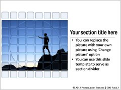 Designer PowerPoint Picture Display