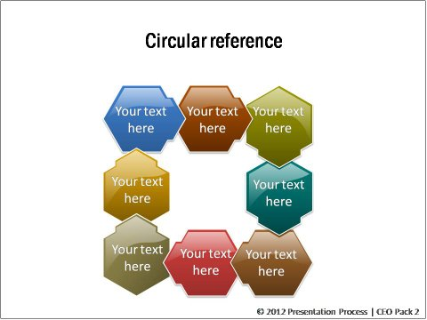 Circular Puzzle in PowerPoint