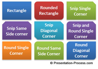 PowerPoint rectangle Ideas